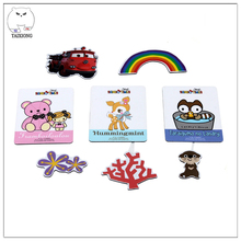 Strong Cheap Price Paper Printing Soft Fridge Magnet