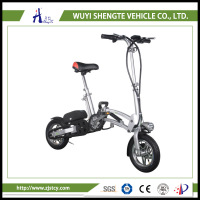 Factory Direct Sales 2 wheel stand up fold electric scooter / bicycle / bike