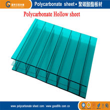 thickness 20mm triple layer polycarbonate sheet