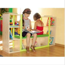 2016 alibaba best price kids book shelf wood