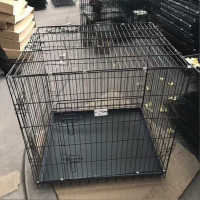 Wholesale high quality cheap large pet dog kennels cages