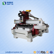 1325 ATC cnc engraving machine linear type cnc router with auto tool changing function