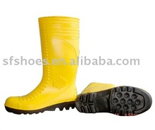 bright,comfortable and durable's pvc gumboots