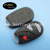 Best price 3+panic buttons 315mhz remote control car key for nissan A33 remote key nissan key remote