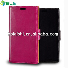 Waterproof leather flip case for lenovo k900,case cover for lenovo k900