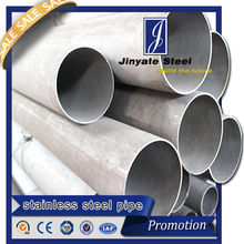 Pickling Finish Large Diameter SS304 Stainless Steel Seamless Pipe Price Per Kg