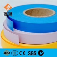 Flexible Rubber PVC Cabinet Edge Trim Tape or Strip with Various Color Option