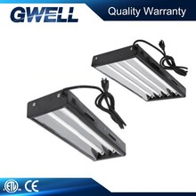 Hydroponics Supplier GWELL Best Quality t5 fluorescent hanging light fixture