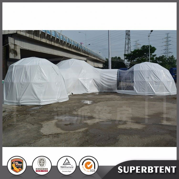 Outdoor adsvertising arch tent, trade show tent, customized printing dome tent