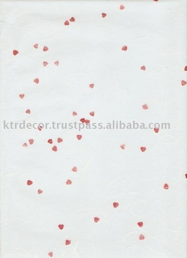 Mulberry Milled paper