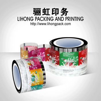 Sweet / Candy Packaging Plastic BOPP Wrap Film