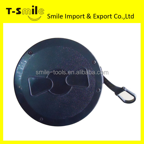High Quality Retractable Measuring Tape ABS Case Long Fabric Tape Measure
