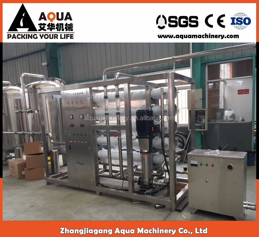 Perfect Industrial Reverse Osmosis Unit Machine Membrane