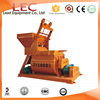 JS1000IIb construction machine twin shaft concrete mixer for sale price