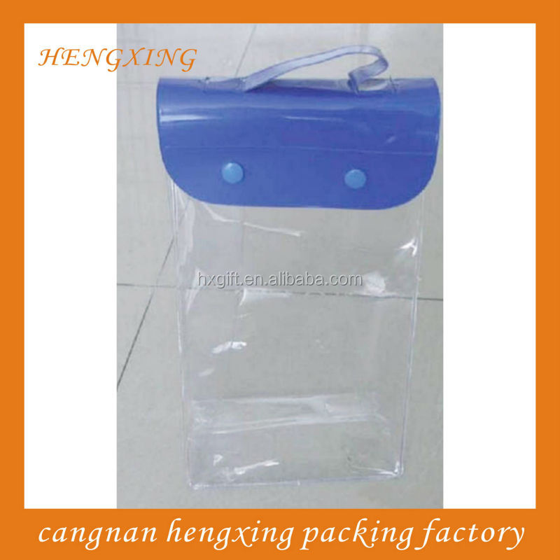 Custom Resealable Plastic Bags,Stand Up PVC Soft Vinyl Pouch For Cosmetic