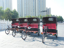 Rickshaw Passanger Tricycle with High hood