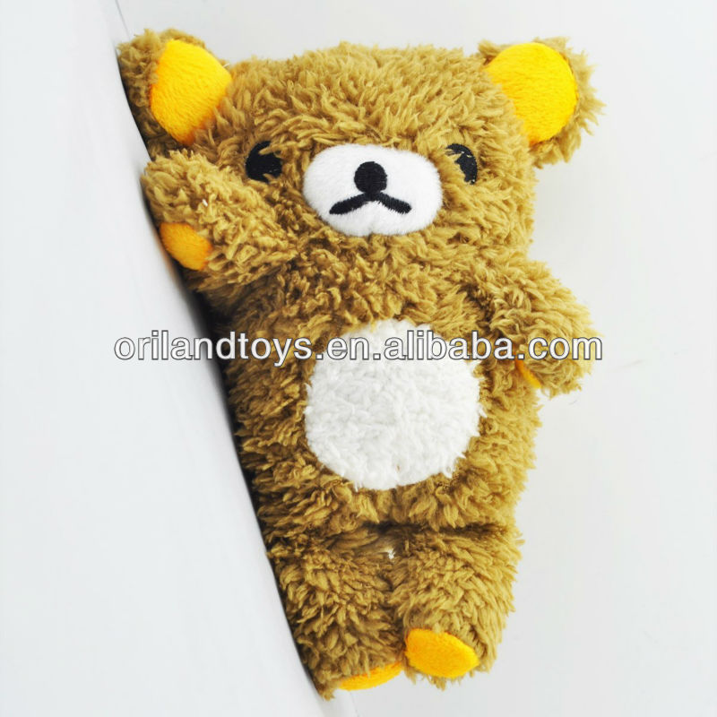 Teddy Bear Cool Plush Toy Doll With Cover Case For Iphone 5G 4S 4
