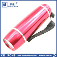 M17R ningbo manufacture color lens flashlight