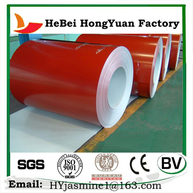 Factory Price Color Coated Galvanized Steel Coil Importer