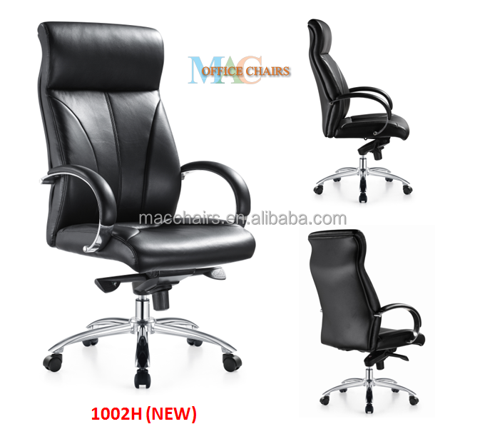 High Quality High Back Executive leather Office Chair Swivel/tilt Chair,Popular leather office chair,unfolding CEO chair
