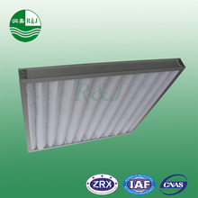 Filter Media synthetic fiber media Panel air filter
