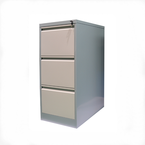 Delicieux Steel Bureau Furniture 3 Drawer Filing Cabinet/ Office Hanging File Cabinet  With Interlock Device