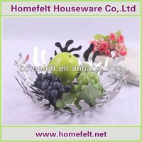 2014 hot selling colored colander with stand