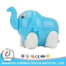 Educational plastic animal pulling line follower toy for kids