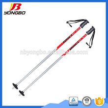 High quality custom adjustable carbon ski poles