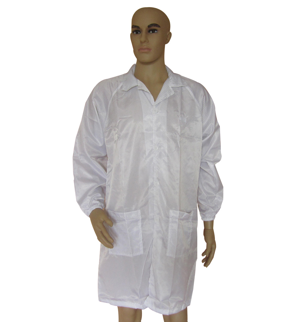 Hospital Smock Cleanroom Using ESD Smock