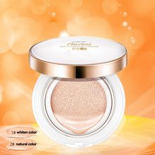 Hot sell Rolanjona flawless whitening make-up Air Cushion CC cream foundation cream