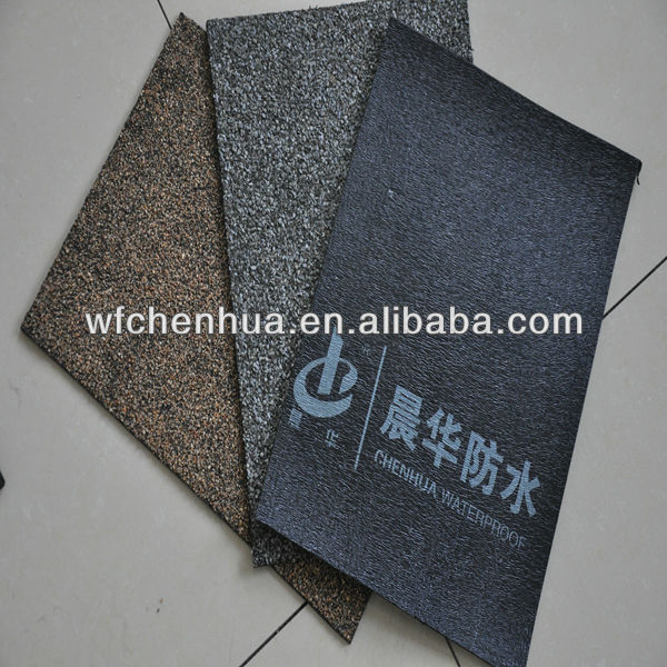 SBS elastomeric bitumen waterproof membrane