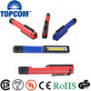 1W Pocket Clip COB Pen Super Bright Led Work Light COB Led Flashlight with Magnet