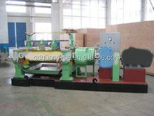 rubber compound two roll mill / mixing mill machine