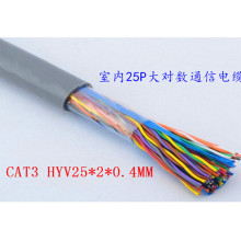 telephone cable cat3 cat5 multi core twisted pair cable