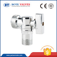 good price best brass two way angle valve cock
