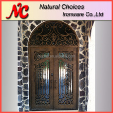 Wholesale metal iron safety main door grill design