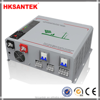 China Supplier pure sine wave 1kva 2kva 1.5kva power inverter with charger for home solar systems