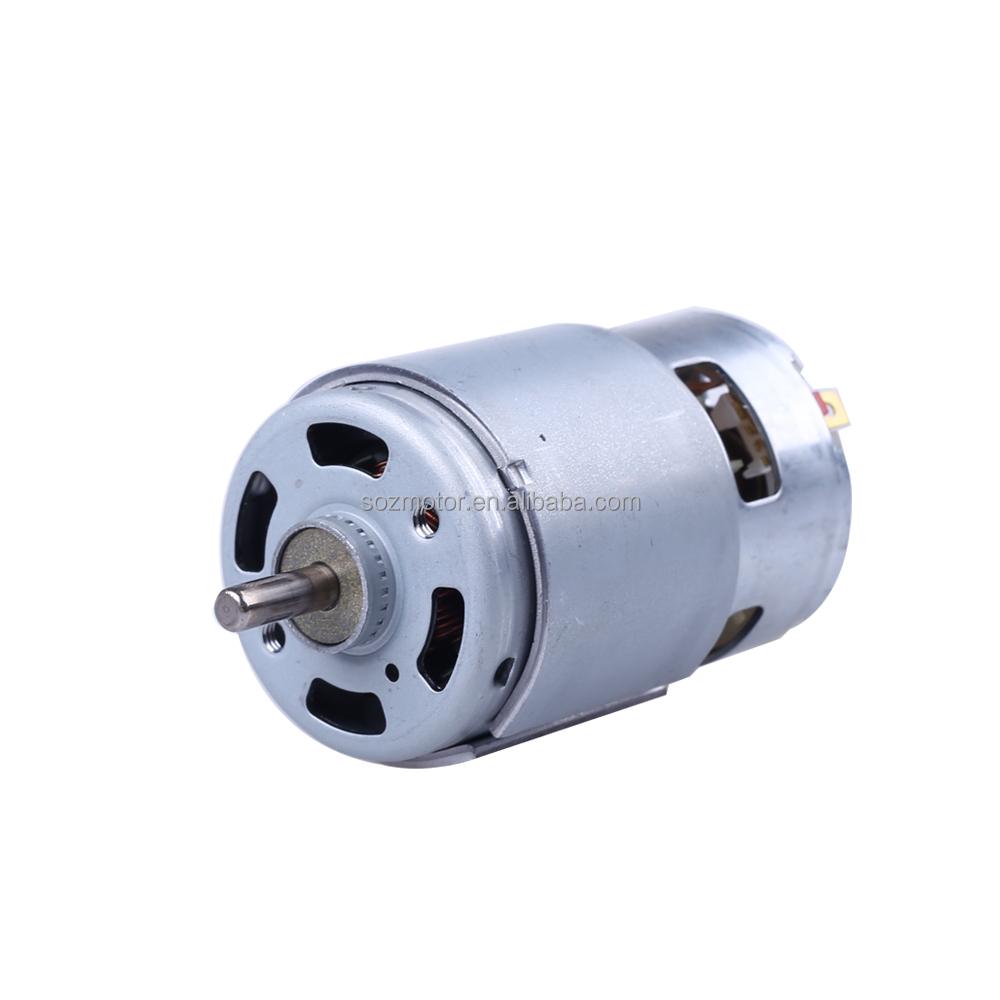 1500h Long Life High Torque 12v Dc Motor Micro Dc Motor