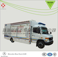 Mercedes-Benz Vario 816D Emergency Logistic vehicle,Mobile Clinic vehicle,Emergency Rescue Ambulance,