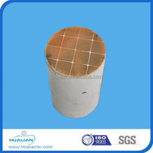 Exhaust dpf diesel particulate filter for automobile