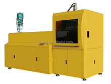 Plastic cap compression moulding machine