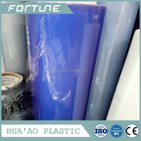soft pvc window protection film 0.65mm laminated plastic film