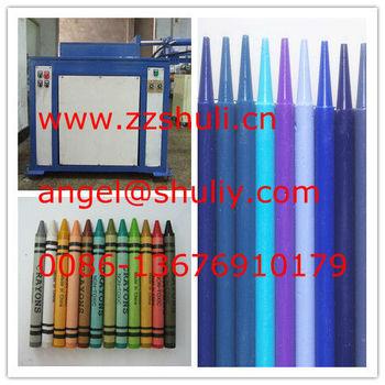 crayon machine