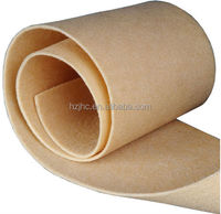 Needle punched nonwoven properties of polyester fiber felt wholesale