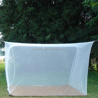 Simply rectangular mosquito net school bed canopy outdoor anti insects tent
