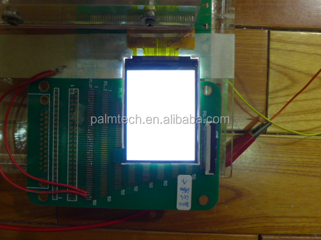 LCD QVGA MCU Interface OEM 2.4 inch tft