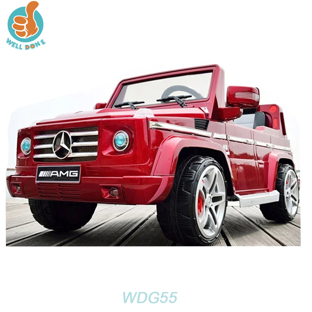 WDG55 licensed Mercedes Benz G55 racing car, car toy for kids, lowest price for wholesale