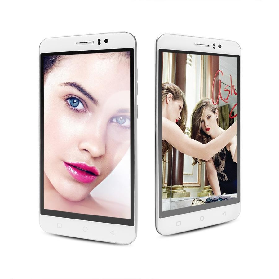 5.5 inch touch screen android mobile phone 3G WCDMA +GSM 1gb ram cell phone