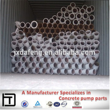 Schwing concrete pump spare parts DN125 3M seamless pipeline